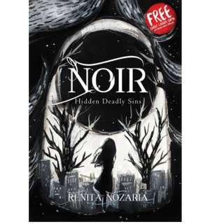 Ebook Noir: Hidden Deadly Sins - Renita Nozaria
