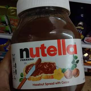 Nutella Spread, 750g