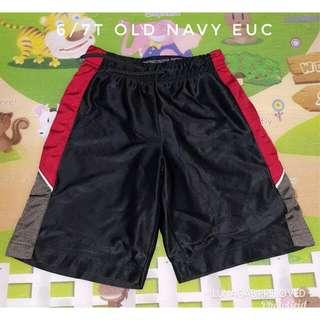 6/7t old mavy short