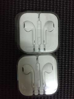 🚚 Iphone全新原廠耳機