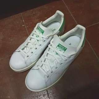 Adidas Stan Smith 綠色 US5.5 UK4 22.5cm