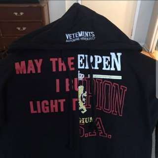 Vetement Sweater