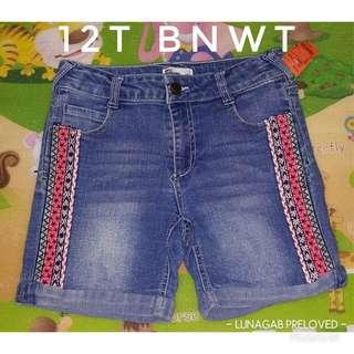 12t short
