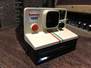 polaroid 寶麗來 方鏡彩虹 即影即有相機
