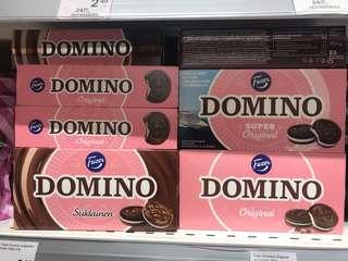 🇫🇮芬蘭 fazer 之 Domino曲奇餅乾系列🍪🍪