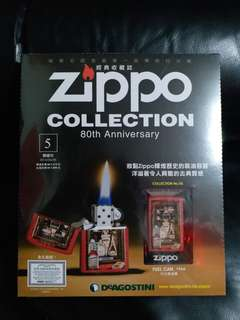 Zippo Collection No.5
