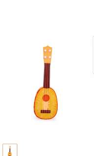 PerfectWorld Musical Instrument Accessories Fruit Shaped Ukulele Acoustic Guitar Kids Playing Funny Toy Musical Instruments
