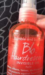 Bumble and bumble Hairdresser oil