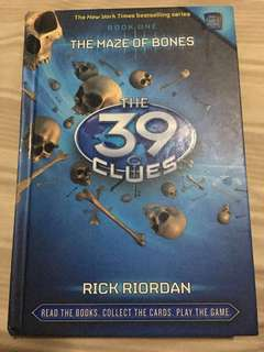 Rick Riordan's The 39 Clues
