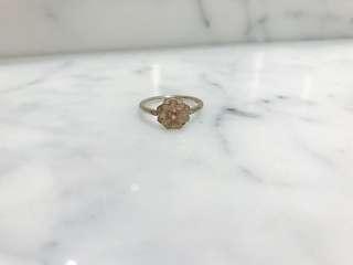 PANDORA flower ring size 52