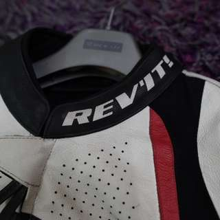 Revit Replica Leather Jacket Original