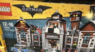 Lego Batman set 70912