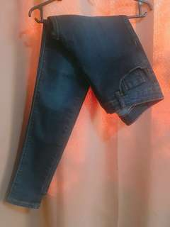 Crissa Jeans high-waist (s:28)