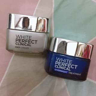 Take All - L'oreal White Perfect Clinical