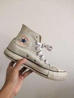 Converse Chuck Taylor High Cut (White)