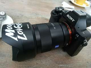 Sony A7  body only Rm2800