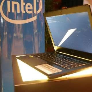 Acer E5-476G core i5 kredit di lippo karawaci