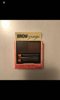 Brow zings by benefit cosmetics