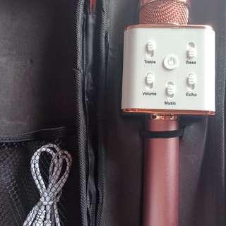 Bluetooth Speaker X Microphone
