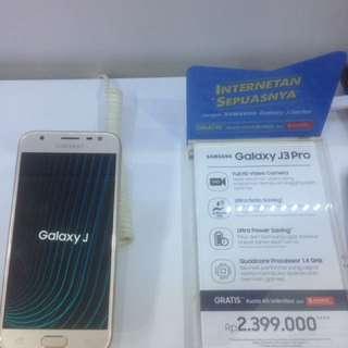 Samsung Galaxy J3 Pro Cash Back 100Ribu Hanya 3 Menit