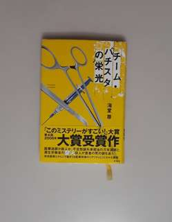 Japanese novel (hard cover)