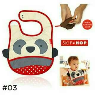 Skip Hop Tuck Away Bib - #03
