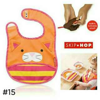 Skip Hop Tuck Away Bib - #15