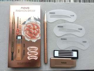 Novo Fashion Brow / Eyebrow Pencil / Pensil Alis
