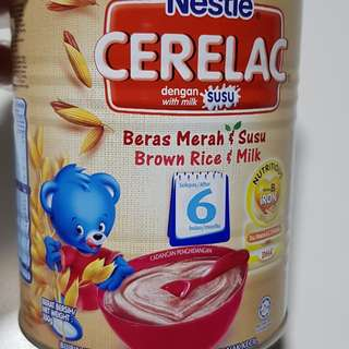 Blessing A Tin Of Nestle Cerelac Brand