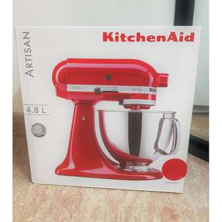 For Rent - Brand New KitchenAid Artisan Series Tilt-Head Stand Mixer ($25/day)