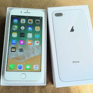 New iPhone 8 Plus 256GB Unlocked