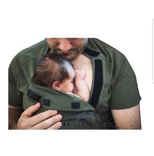 Kangaroo Baby Skin to Skin for Daddy