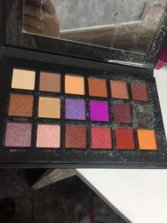 Huda Beauty Dessert Dusk Eyeshadow Palette