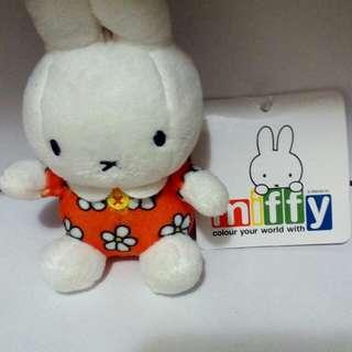 miffy兔小吊飾品