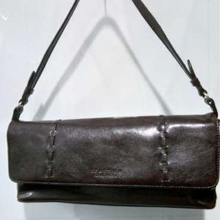 REPRICED!!!Authentic Kenneth Cole brown cutie bag