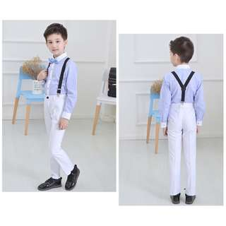 Boys Suit Formal Wear/performance costume