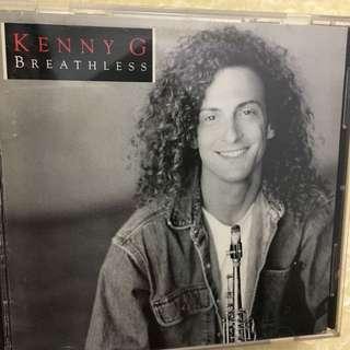 Kenny g cd