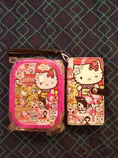 Tokidoki for Hello Kitty Geisha Lunch Box