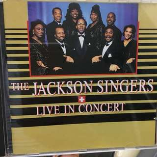 The Jackson singers cd