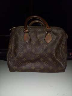 Lv monogram speedy 25