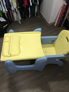 Baby Chair/Study & Play table