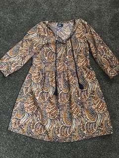 Vintage dress size 6