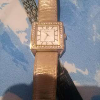 Guess watch, Auth