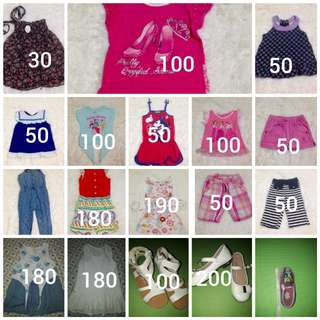 PRE-LOVED CLOTHES 3T