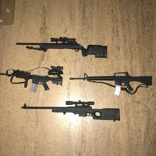1/6 Guns - $15 each [part 2]