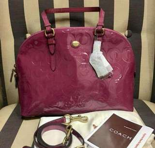BNEW Authentic Coach bag