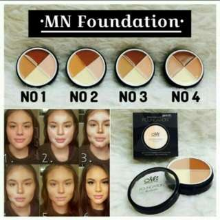 Counturing 4in1 Colour