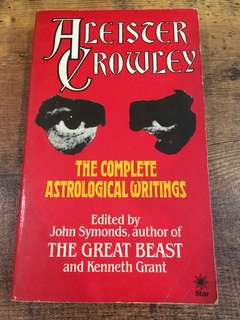 Aleister crowley the complete astrological writings