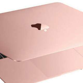 Macbook MNYM2 8/256GB rose kredit Mudah.