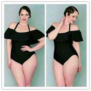 Plus sizes swimsuit